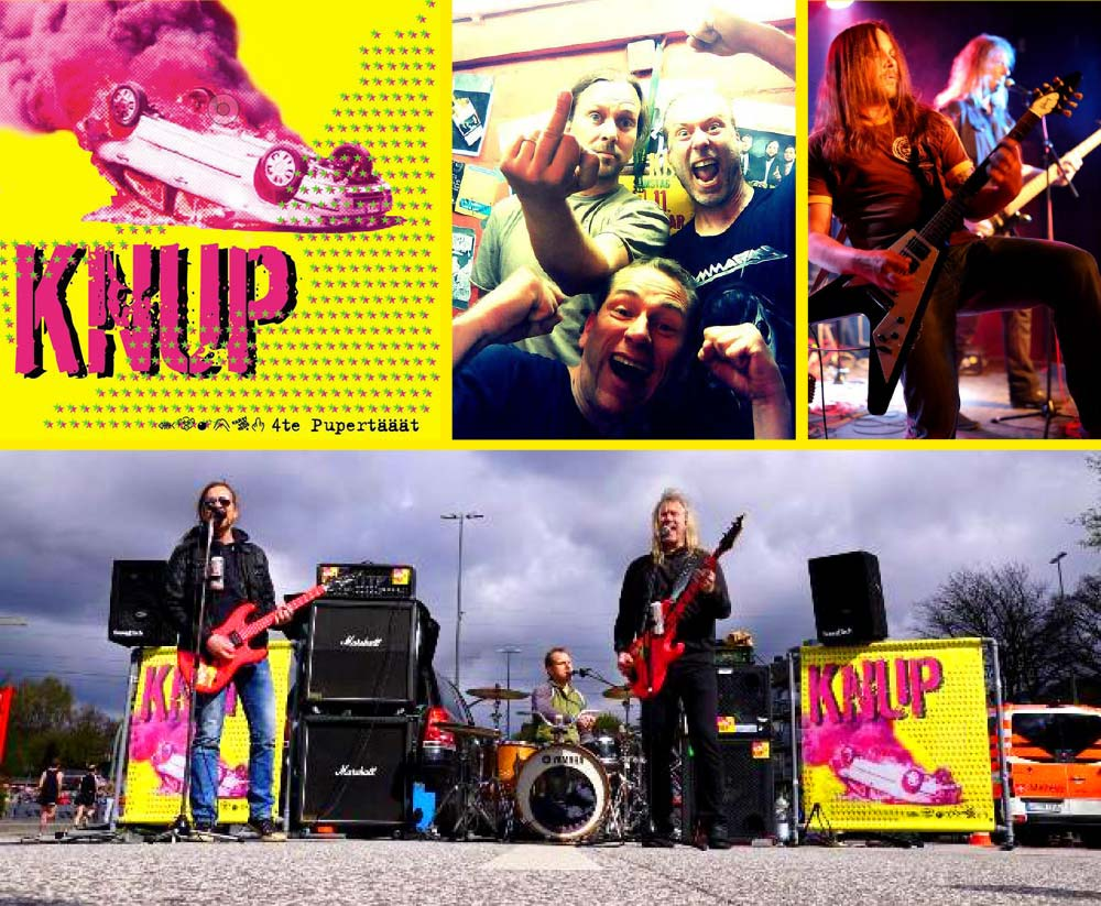 KNUP-Die-Band