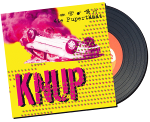 CD KNUP 4te Pupertääät